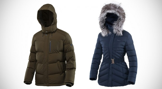 Fila's New Down Jacket Lets You Brave The Frigid Cold For A Game Of Golf