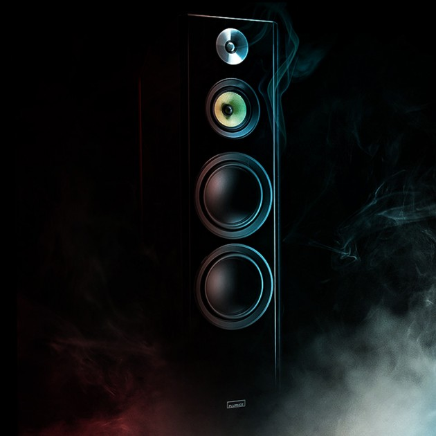 Fluance Signature Series Hi-Fi 3-way Floorstanding Speakers