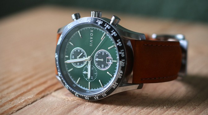 Havok Racer Chronograph Watch