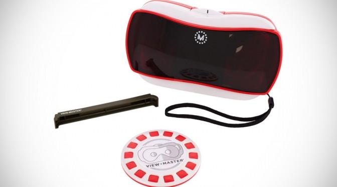 Mattel x Google View-Master Virtual Reality Starter Pack Hits The Shelves