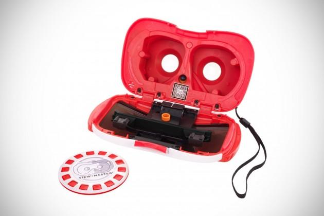 Mattel x Google View-Master Toy