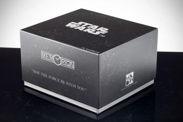 Memorigin Star Wars Series Captain Phasma Tourbillon