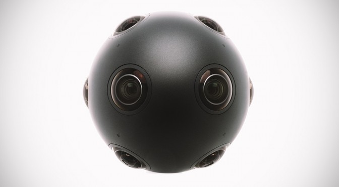 Nokia OZO PC-01 Virtual Reality Camera