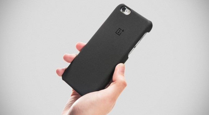 OnePlus Brings Signature Sandstone Finish To iPhone With This Case