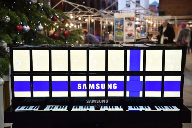 Samsung Galaxy Tab S2 Piano Myleene Klass