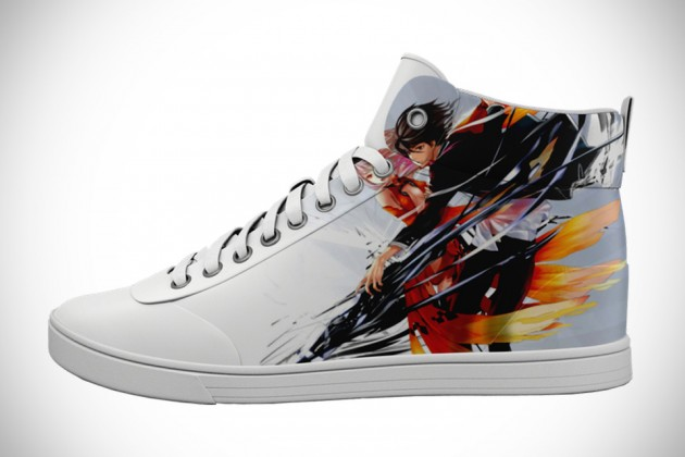 ShiftWear Sneakers With E-Ink Display