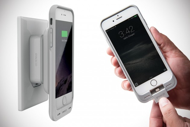 Stacked Wireless Charging for iPhone 6/6s