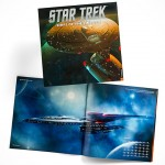 Star Trek Ships Calendar: A Fitting Merchandize To Celebrate Star Trek's 50th Years In 2016