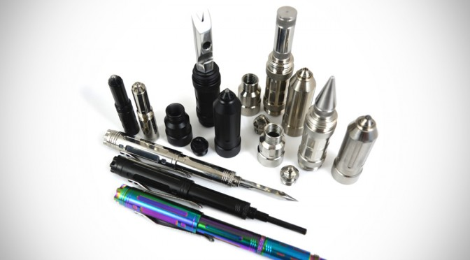 You Won't Believe How Many Tools The Tactful Pen and Tool Packs