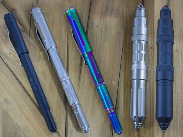 Tactful Tactical Pen & Tool by JP-Tac