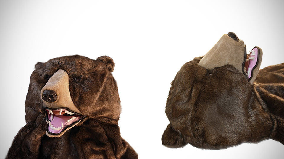 The Great Sleeping Bear By Eiko Ishikawa