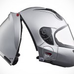 Vozz Helmets' RS 1.0 Splits Open To Fit Your Head, Says Goodbye To Chinstrap