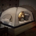 This Tent Is Not Going Anywhere – It Is Going Onto Your Bed