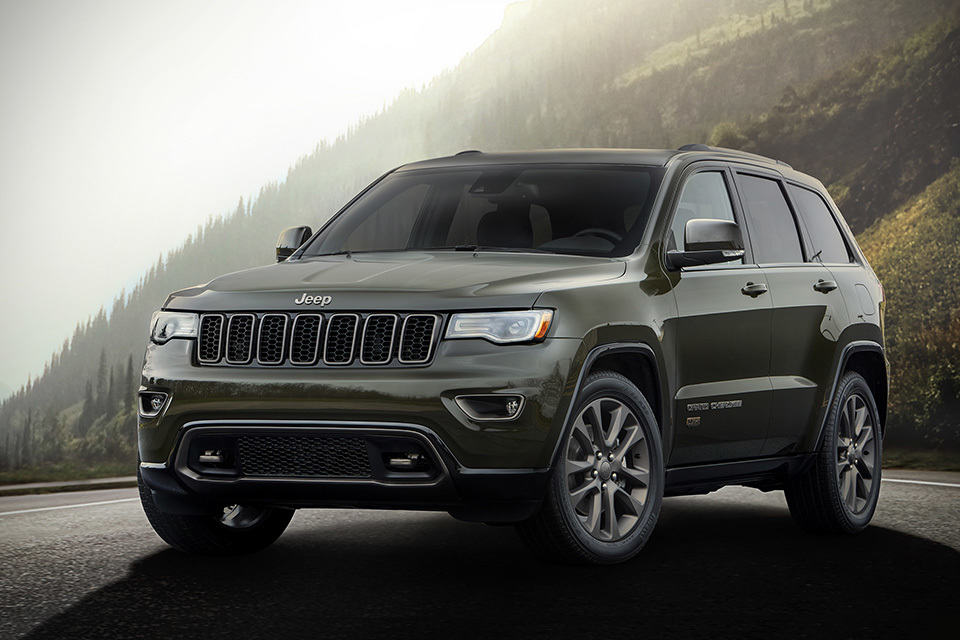 Jeep Celebrates Its 75th Anniversary With A Line Of
