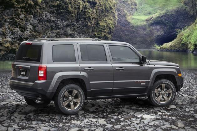 2016 Jeep Patriot 75th Anniversary edition