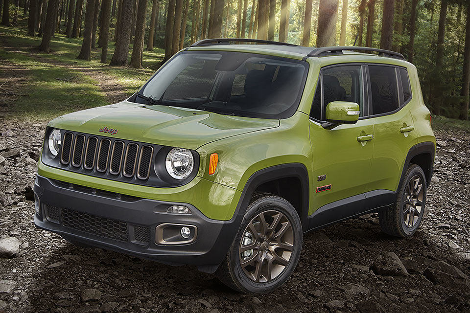 Jeep Celebrates Its 75th Anniversary With A Line