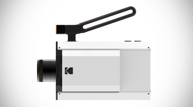 2016 Kodak Super 8 Camera