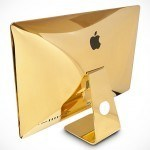 Goldgenie Now Offers To Coat Your iMac or MacBook In Real 24K Gold