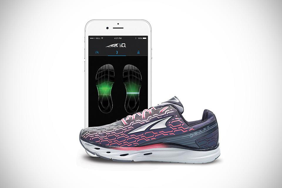 smart running shoes