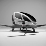 Ehang's Autonomous Aerial Vehicle Aims To Help You Bypass Traffic Jams