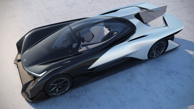 Faraday Future FFZero1 Electric Supercar