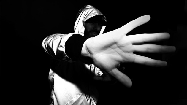 Flashback Anti-Paparazzi Hoodie by Chris Holmes