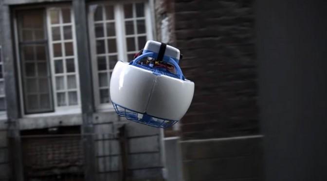 Fleye Personal Flying Robot
