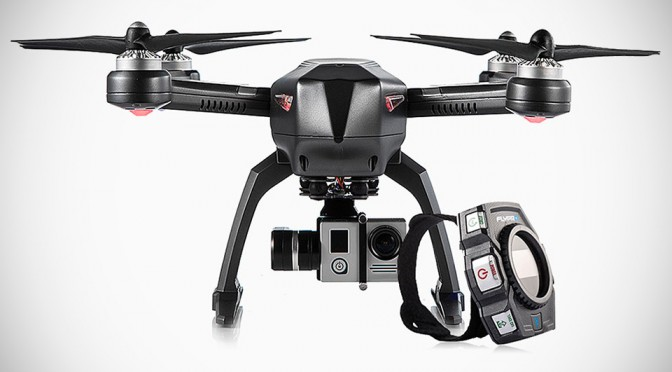Flypro XEagle Voice-controlled Smart Flying Drone