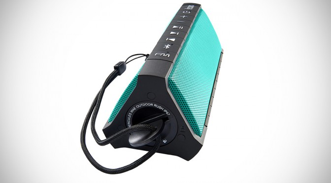 Hercules' New Rugged Bluetooth Speaker Is Very Salt Water-Happy