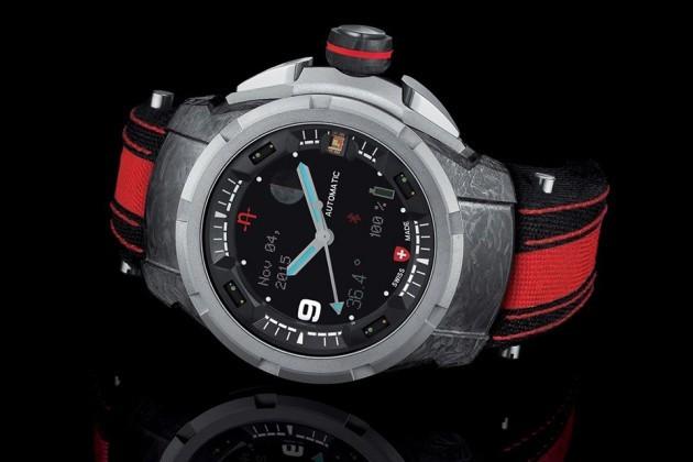 Hyetis Alpha Mechanical and Smartwatch Hybrid