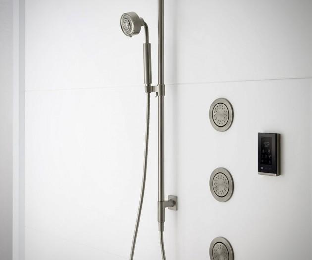 Kohler DTV Plus Digital Shower Interface