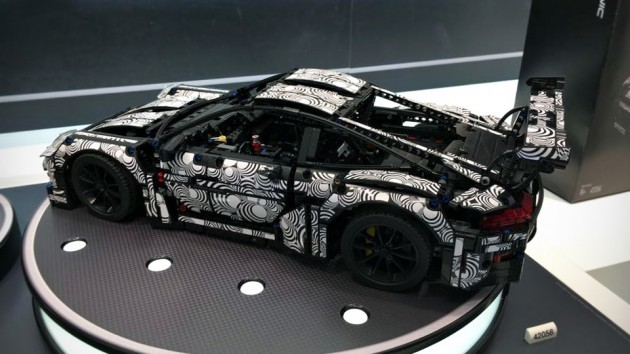Cheap Cool Stuff >> LEGO Unveils Technic Porsche And Big-ass Bucket Wheel ...