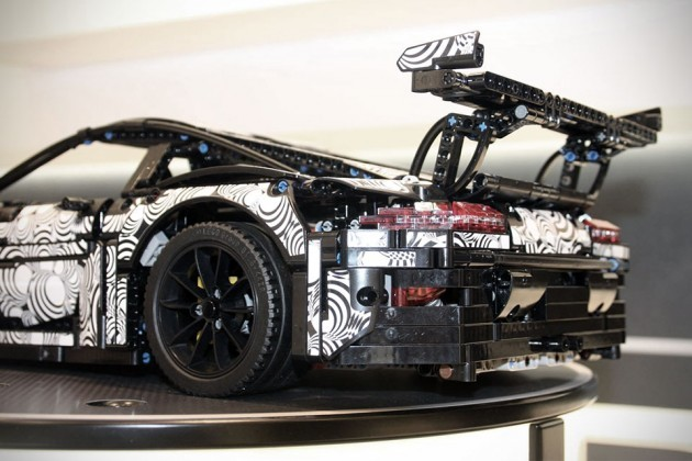 lego unveils technic porsche and big ass bucket wheel. Black Bedroom Furniture Sets. Home Design Ideas