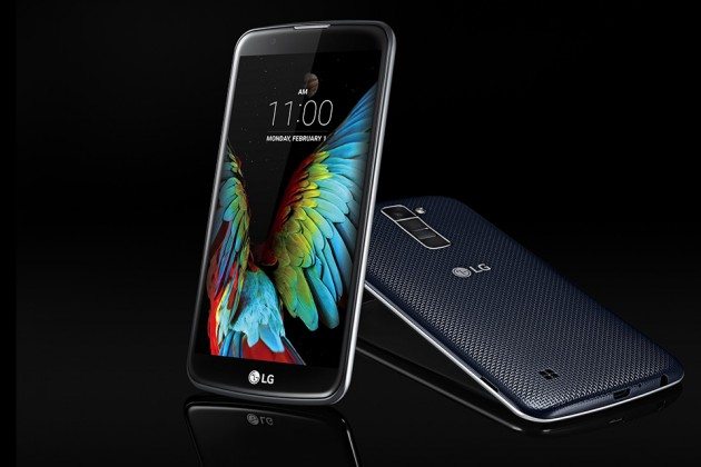 LG K Series Smartphone