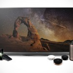 LG Unveils IoT Hub, K Series Handset and Eye-watering HDR 4K TV
