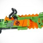 Nerf Zombie Strike Brainsaw Blaster: Zombie Slaying Starts From Young