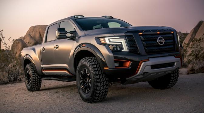 Nissan TITAN Warrior C...