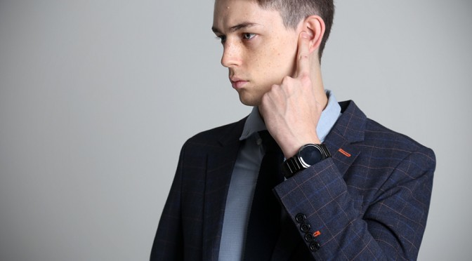 Samsung Extends Wearables To Fashion, Includes Suit With NFC