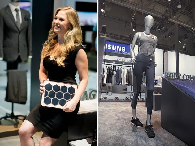 Samsung Wearable Tech 2016