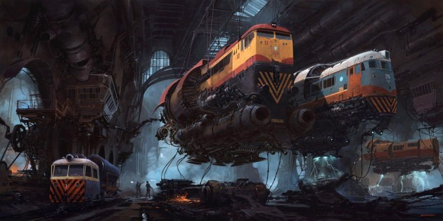 Universo Chatarra (Scrap Metal Universe) - Forja de coloso