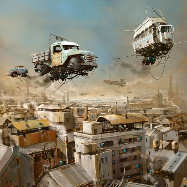 Universo Chatarra (Scrap Metal Universe) - Ciudad Chatarra