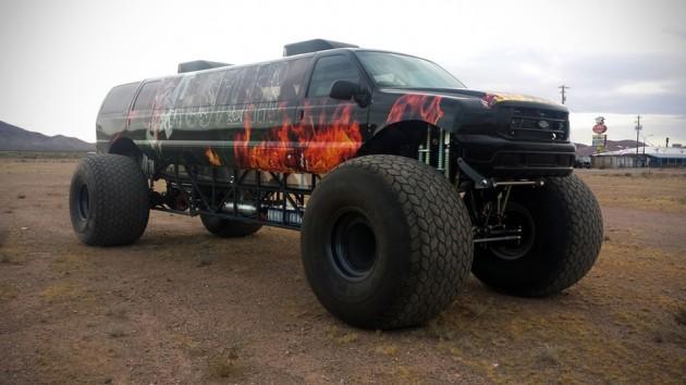 Sin City Hustler Luxury 4x4 by Big Toyz Racing