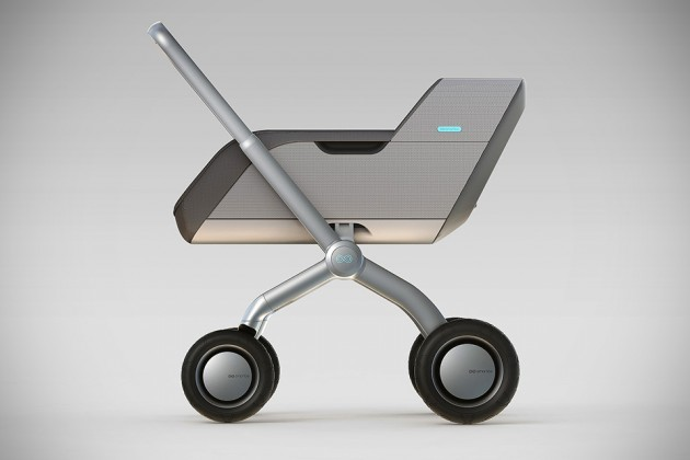 If Smartbe Has Its Way Baby Stroller Could Be Going
