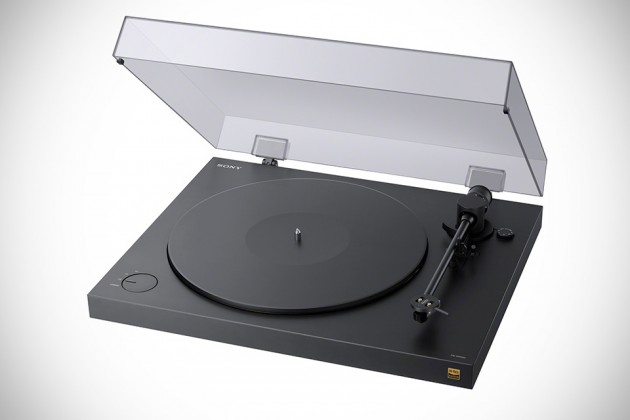 Sony PS-HX500 Hi-Res Audio Turntable