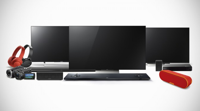 Sony at CES 2016