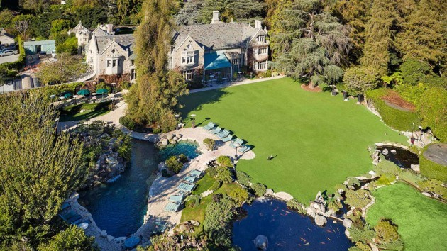The Playboy Mansion, Holmby Hills, CA