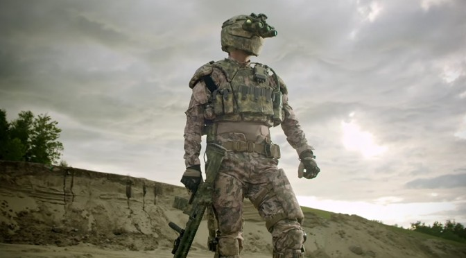 Future U.S. Soldiers Will Look Pretty Much Like HALO's Master Chief