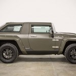 You Won't Believe This 'Hummer HX' Was Once A Jeep Wrangler Unlimited
