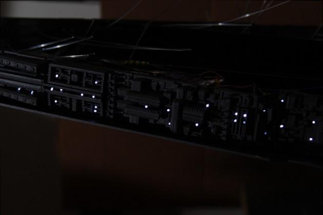 Venator Class Star Destroyer Custom PC Case