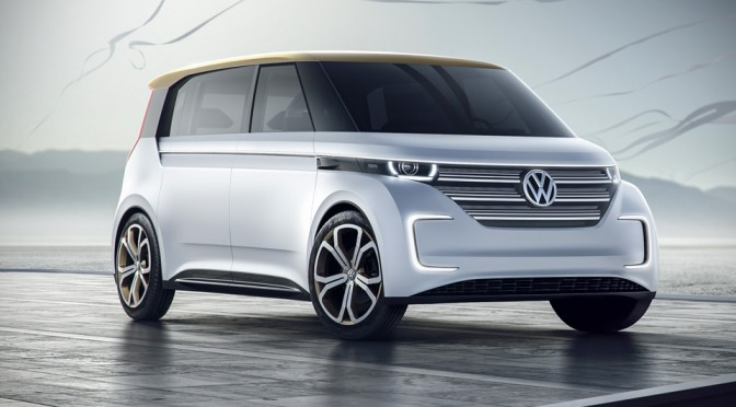 VW's BUDD-e Concept Bus Is More Like Internet Of Things On Wheels